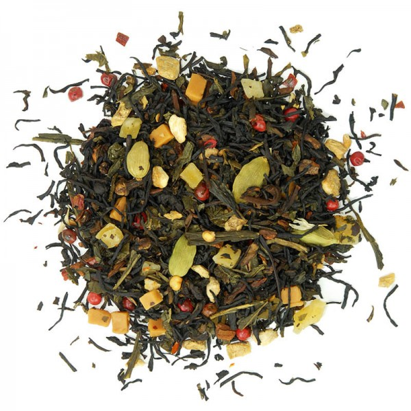 Spicy Caramel Chai